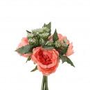 Peony Mix bouquet, 3 Blossoms, length 25cm, flower